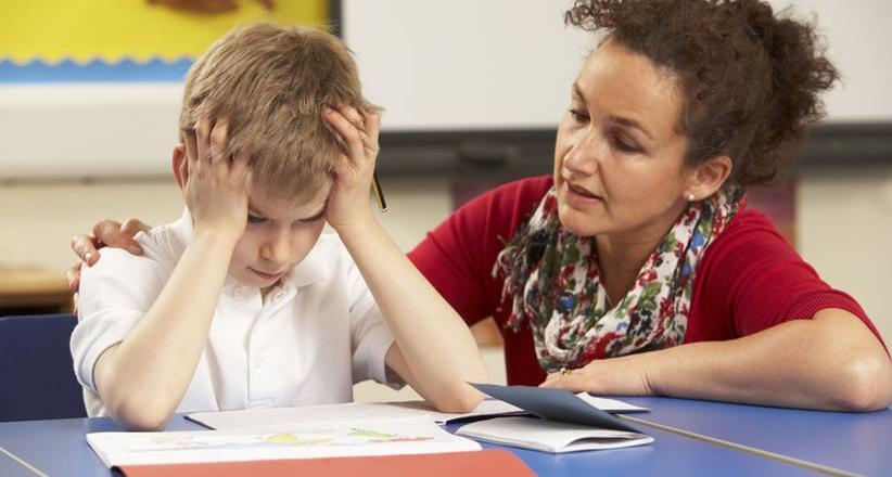 Pautas para padres de niños con dislexia